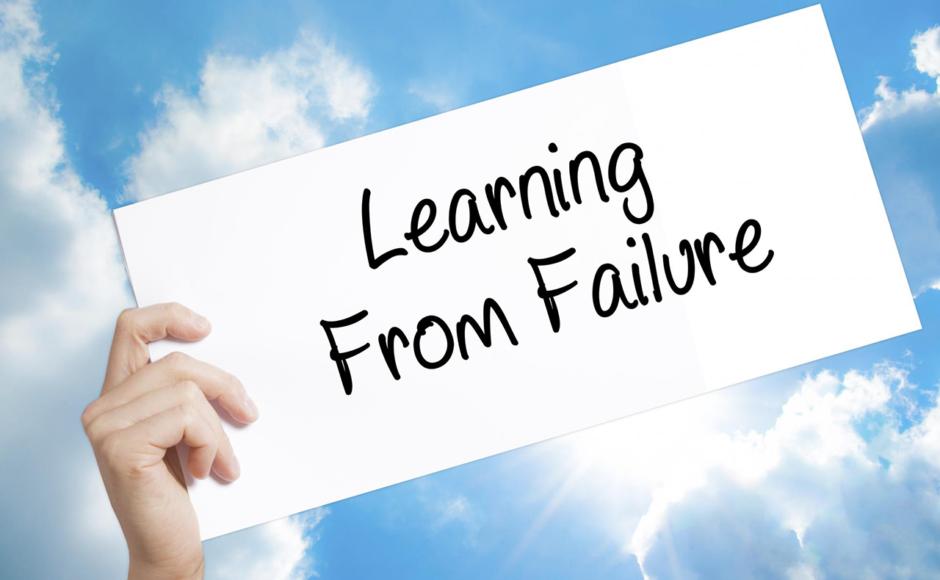 The option of failure