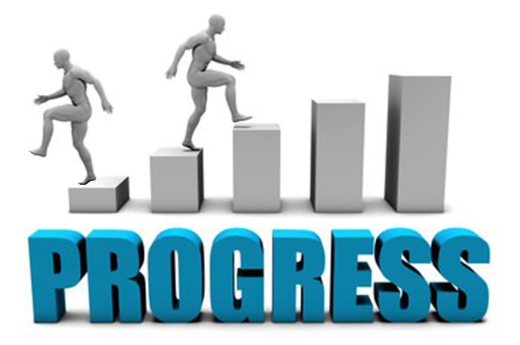 Lack of progress
