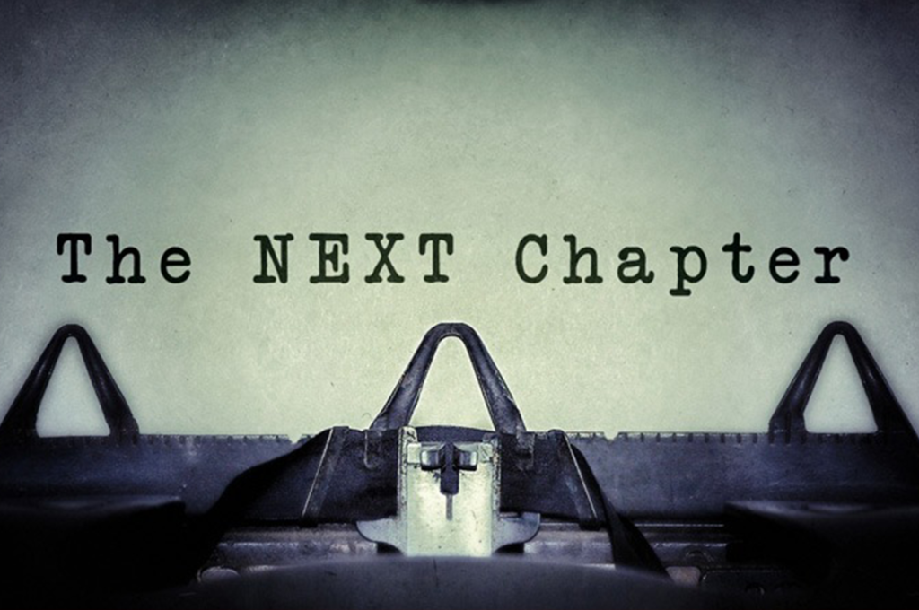 New chapter in life… and it's a doozy